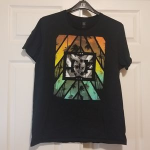 Mens DC black tee
